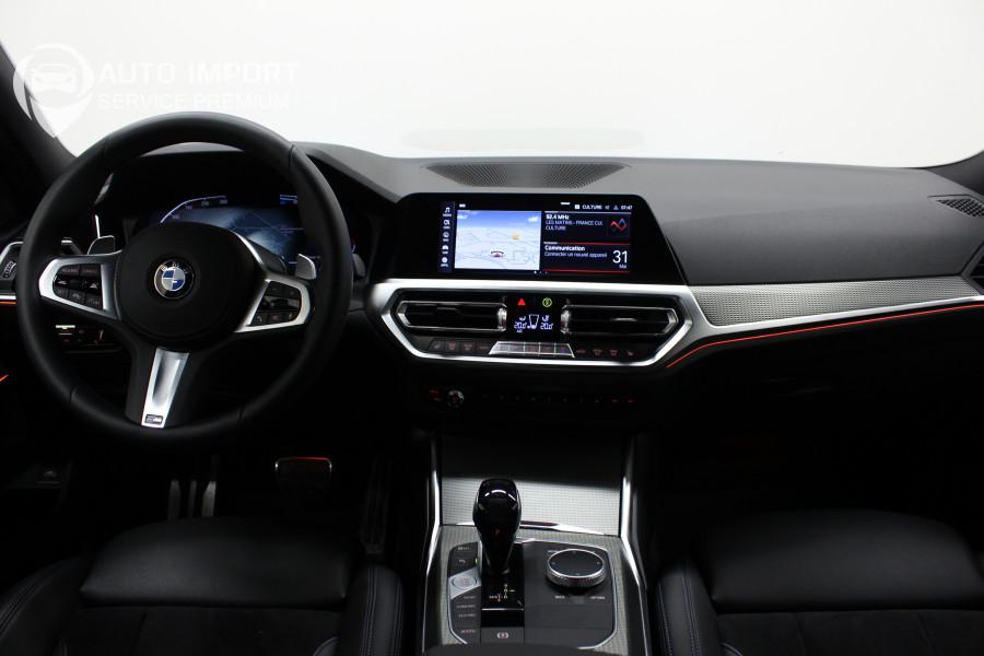 BMW 320D TOURING 190 CH BVA8 M SPORT TOIT OUVRANT + JA19 + FULL LED