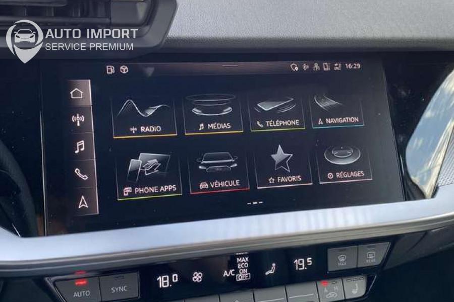 Audi A3 sportback 35 TFSI 150 S tronic 7 S Line