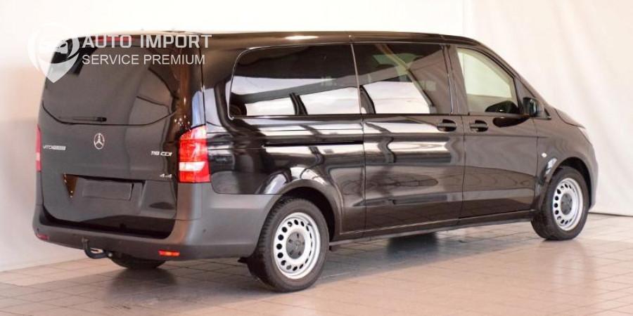 MERCEDES-BENZ Vito 119 CDI Tourer Extra-Long Pro 9G-TRONIC 4 MATIC